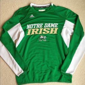 Notre Dame University Sweater